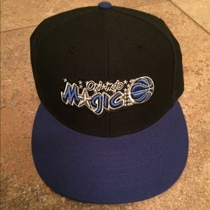Vintage Hardwood Classics Orlando Magic Snapback